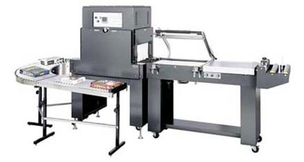 Semi-Automatic Shrink Wrap Sealer