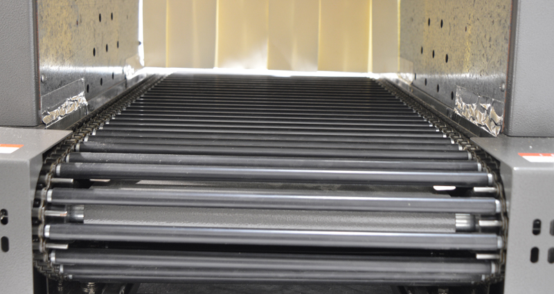 Shrink Tunnel Conveyor
