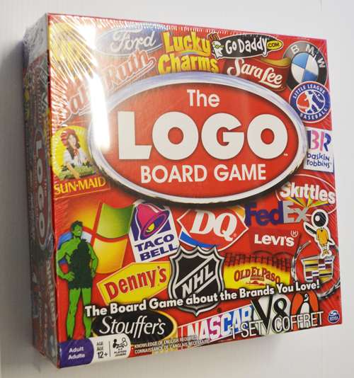 Shrink Wrapped Board Game
