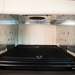 Used 1606-20 Shrink tunnel chamber