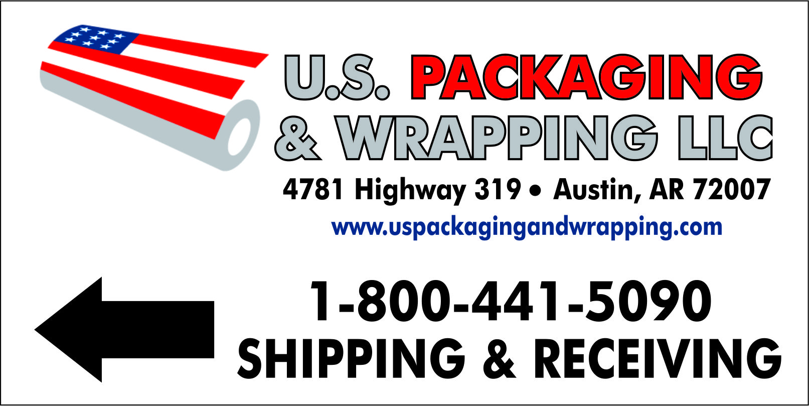 U.S. Packaging and Wrapping New Facility