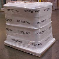 Printed Shrink Wrap And Stretch Film Products For Marketing