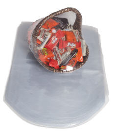 Domed Shrink Wrap Bags