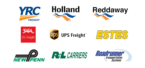 Choose the right freight carrier