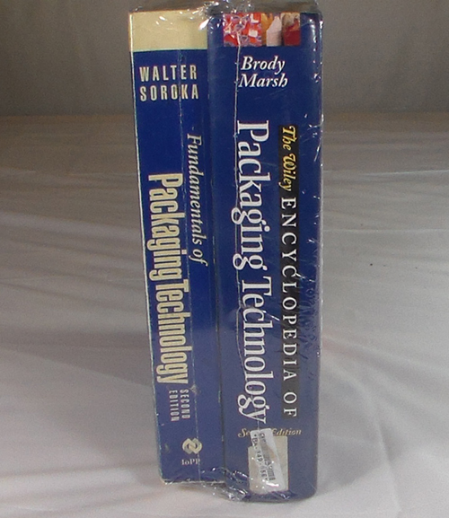 Shrink Wrapped Books