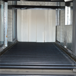 Used 2212-48 Shrink tunnel chamber